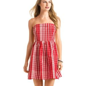 🎉HOST PICK🎉Vineyard Vines gingham dress